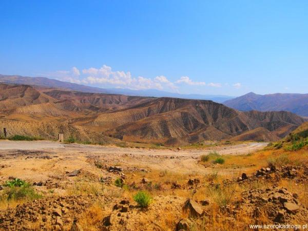 dojazd do Khor Virap