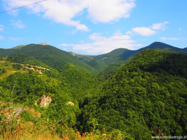 Górski Karabach góry
