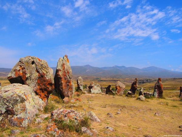 południe Armenii, ciekawe miejsca w Armenii