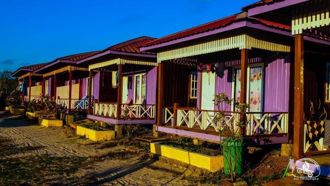 Forest Home Resort, Birma hotel nad morzem