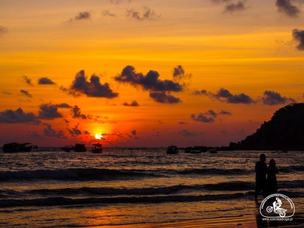sunset Mjanmar