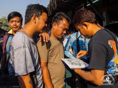targ jadeitu - ciekawe miejsca w Mandalay