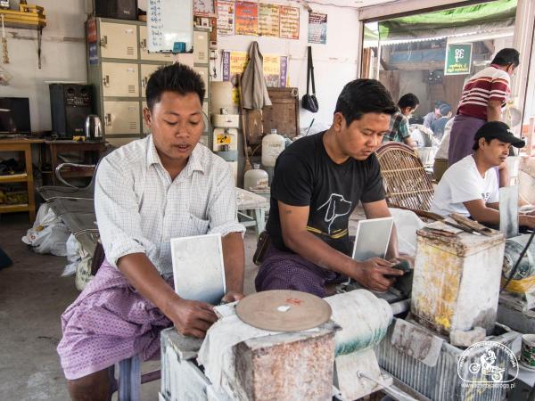 targ jadeitu Birma