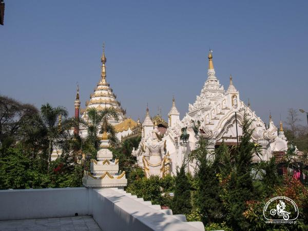 pagoda Kyauktawgyi, atrakcje Mandalay