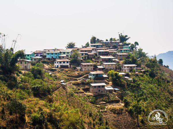 Trekking wokół Kalaw
