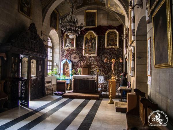 kościoły we Lwowie