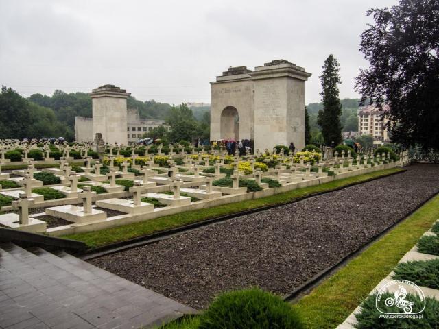Orlęta Lwowskie cmentarz, Lwów
