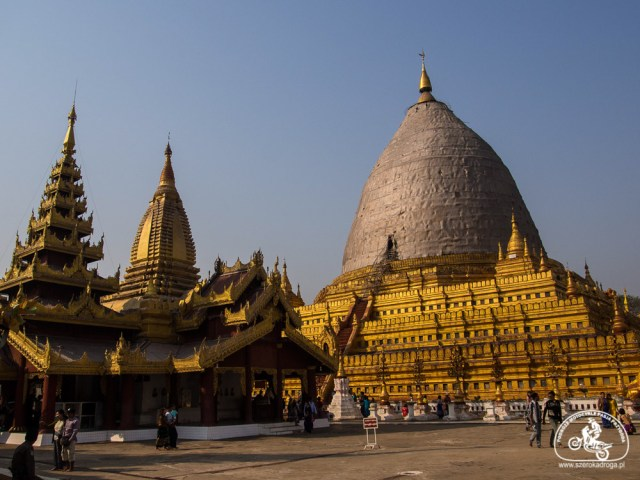 świątynie w Bagan