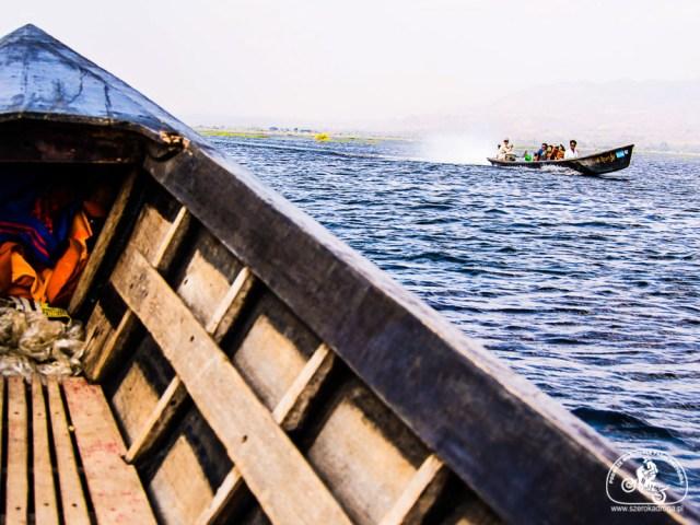 jezioro Inle zwiedzanie