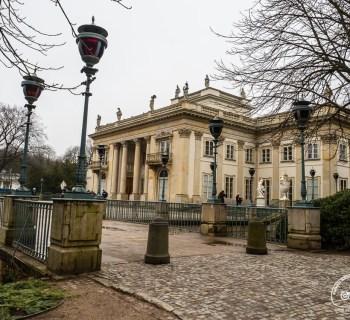 Pałac Łazienki Królewskie