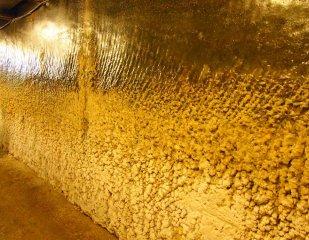 ściana salina