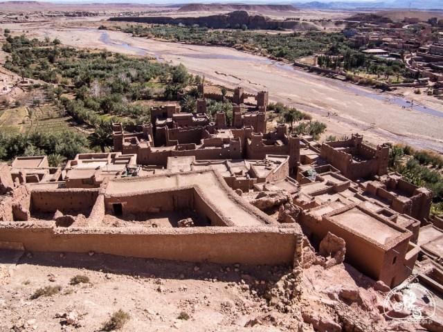 wycieczka na pustynię - w drodze na Saharę