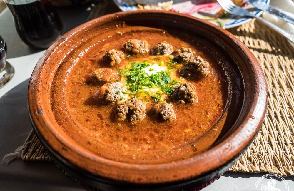 Essaouira jedzenie restauracje Marokańskie jedzenie tajine