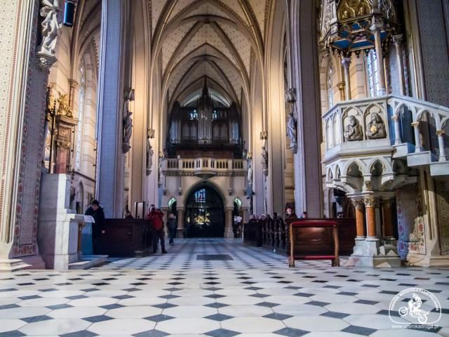Katedra św. Wacława, Ołomuniec kościoły
