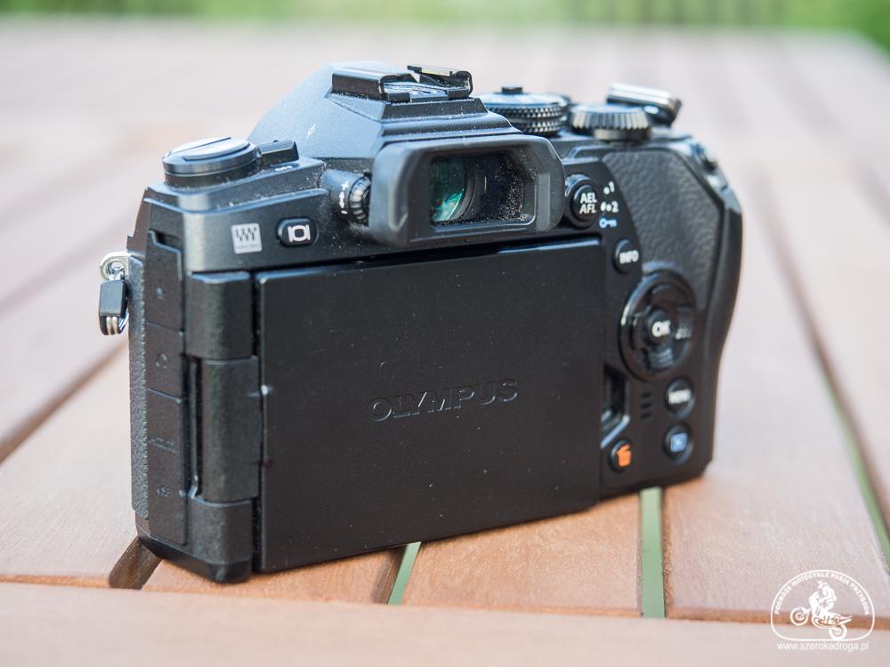 Olympus OM-D1 - jaki aparat wybrać na podróż