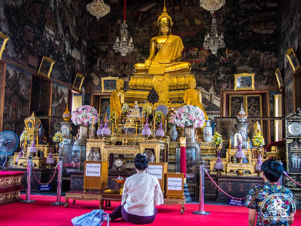 świątynie w Bangkoku
