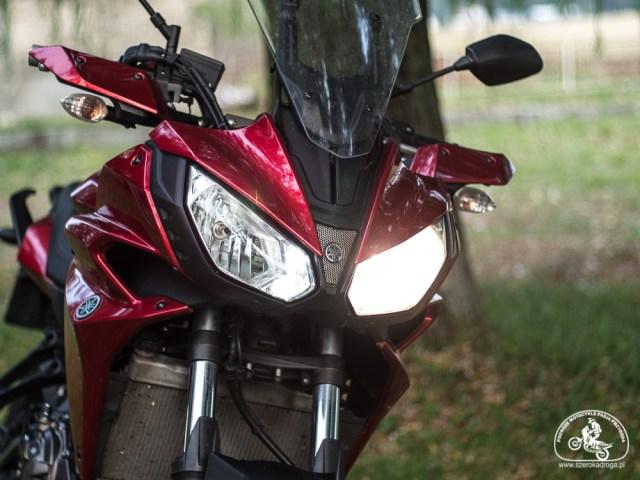 światła Yamaha