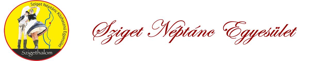 Sziget Néptánc Egyesület Logo