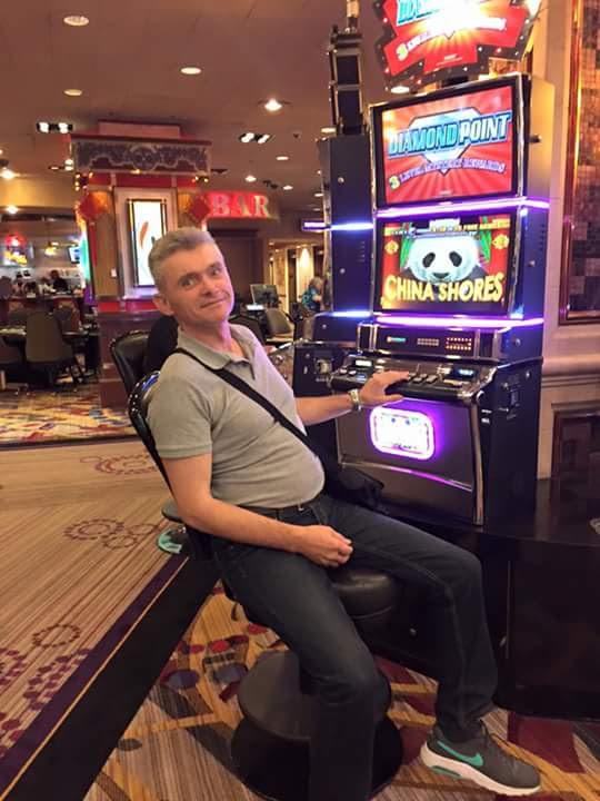 Reno casino - Szilágyi György