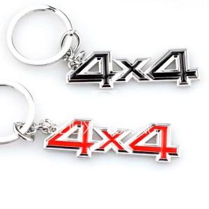 4X4 kulcstartó