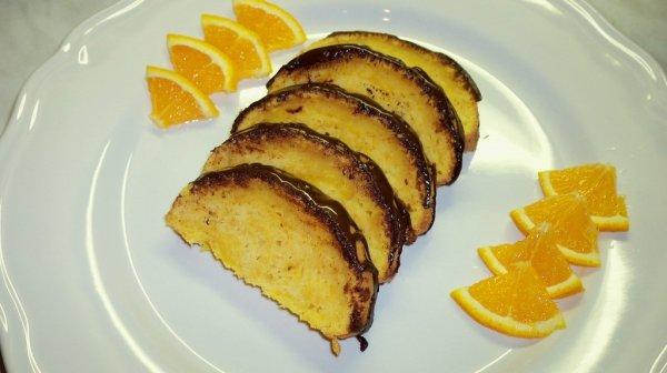 Narancsos-sütőtökös sütemény