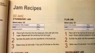 Eperlekvár recept angolul