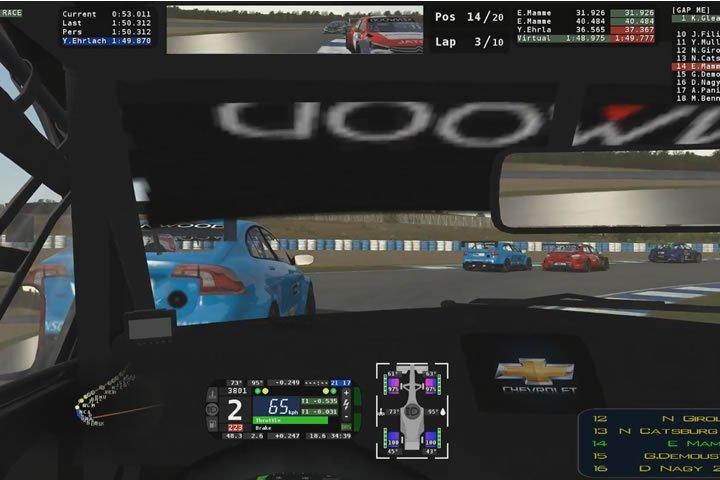 rFactor2 - Jerez - WTCC 2017