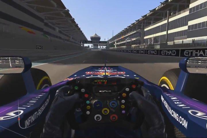 Assetto Corsa - Yas Marina GP - Red Bull RB9