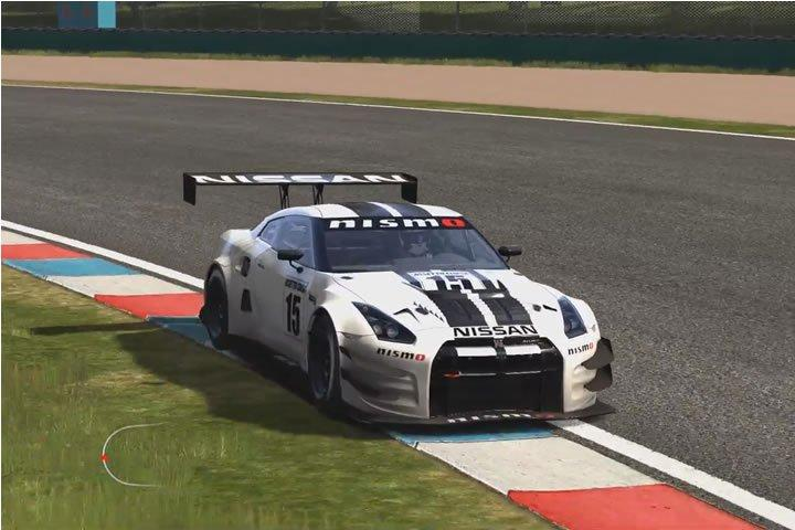 Assetto Corsa - Brno - Nissan GT-R GT3
