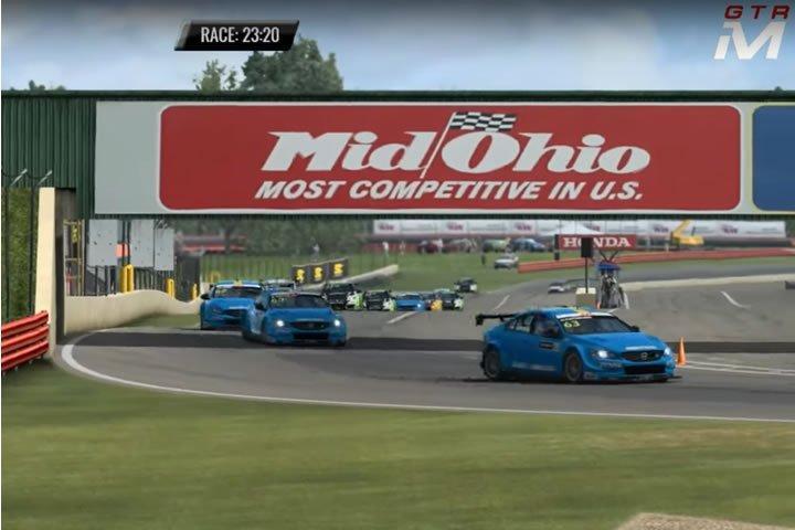 Raceroom - Mid Ohio - WTCC 2017
