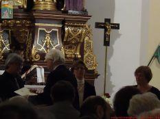 A művészek jobbról balra: Kardos Ildikó, Jakab Hedvig illetve Molnár Zsolt