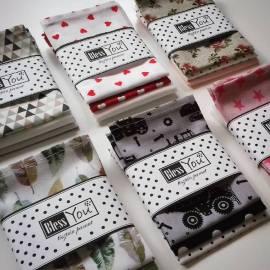 Kincskereső sorozat 2. rész – BLESSYOU textil szalvéták