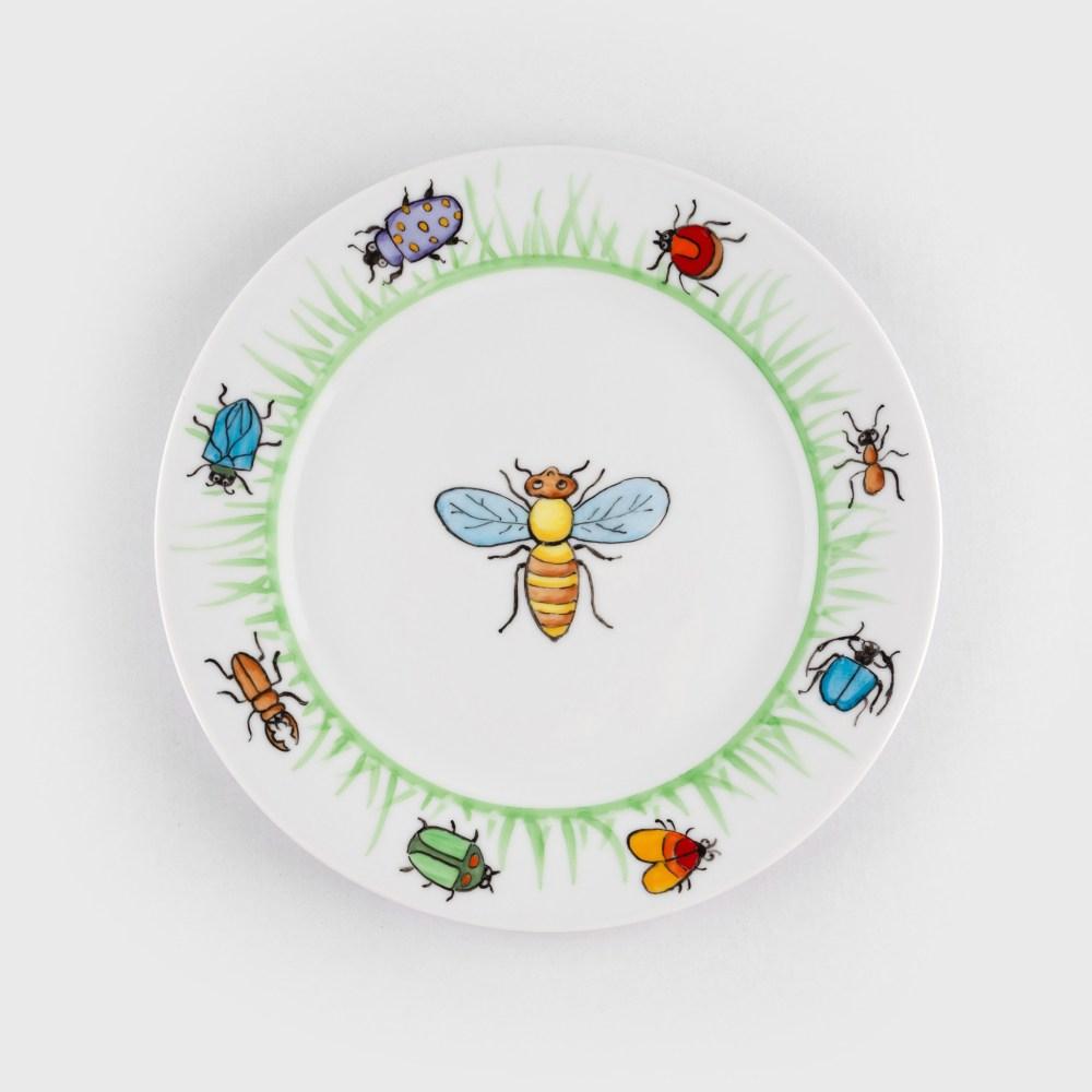 bogaras tányér