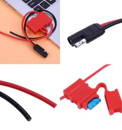 details about 30cm power cable with fuse for motorola mobile car radio cdm1250 gm360 cm140 [ 1001 x 1001 Pixel ]