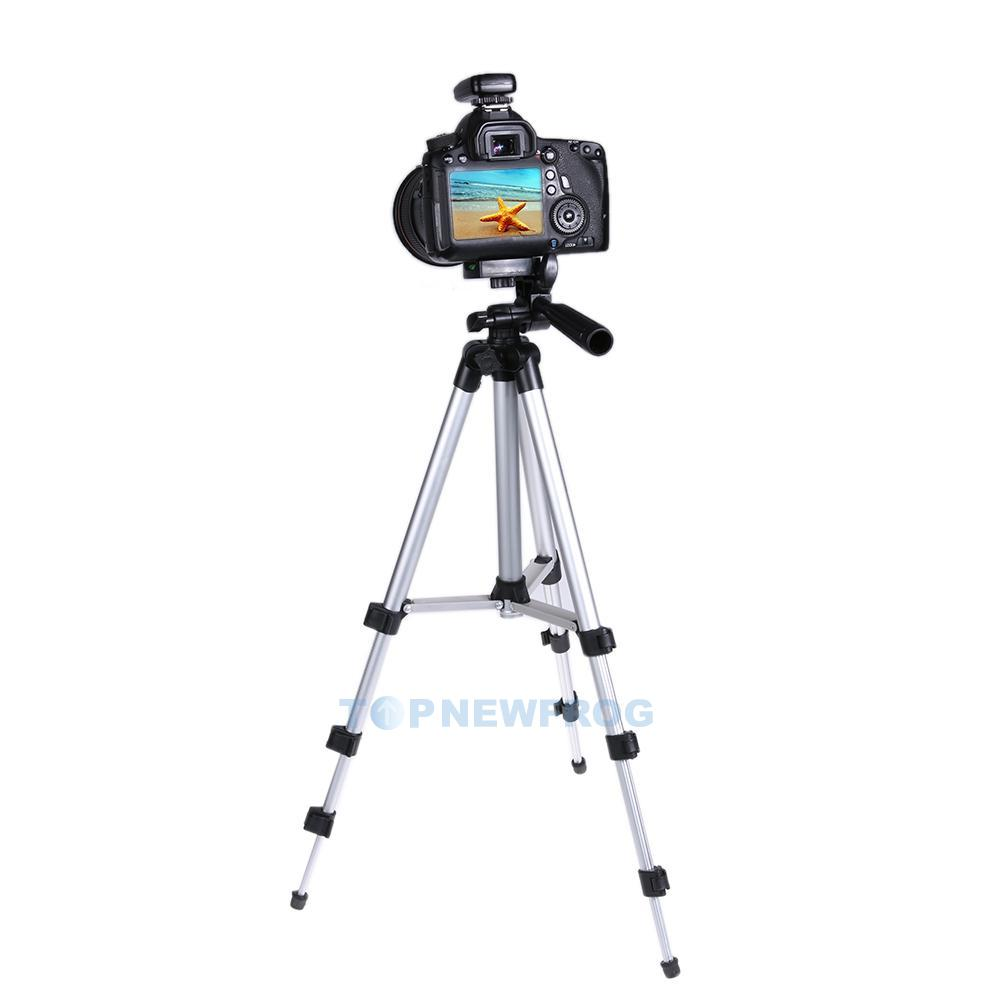 Camera Camcorder Tripod for Canon EOS Rebel T2i T3i T4i