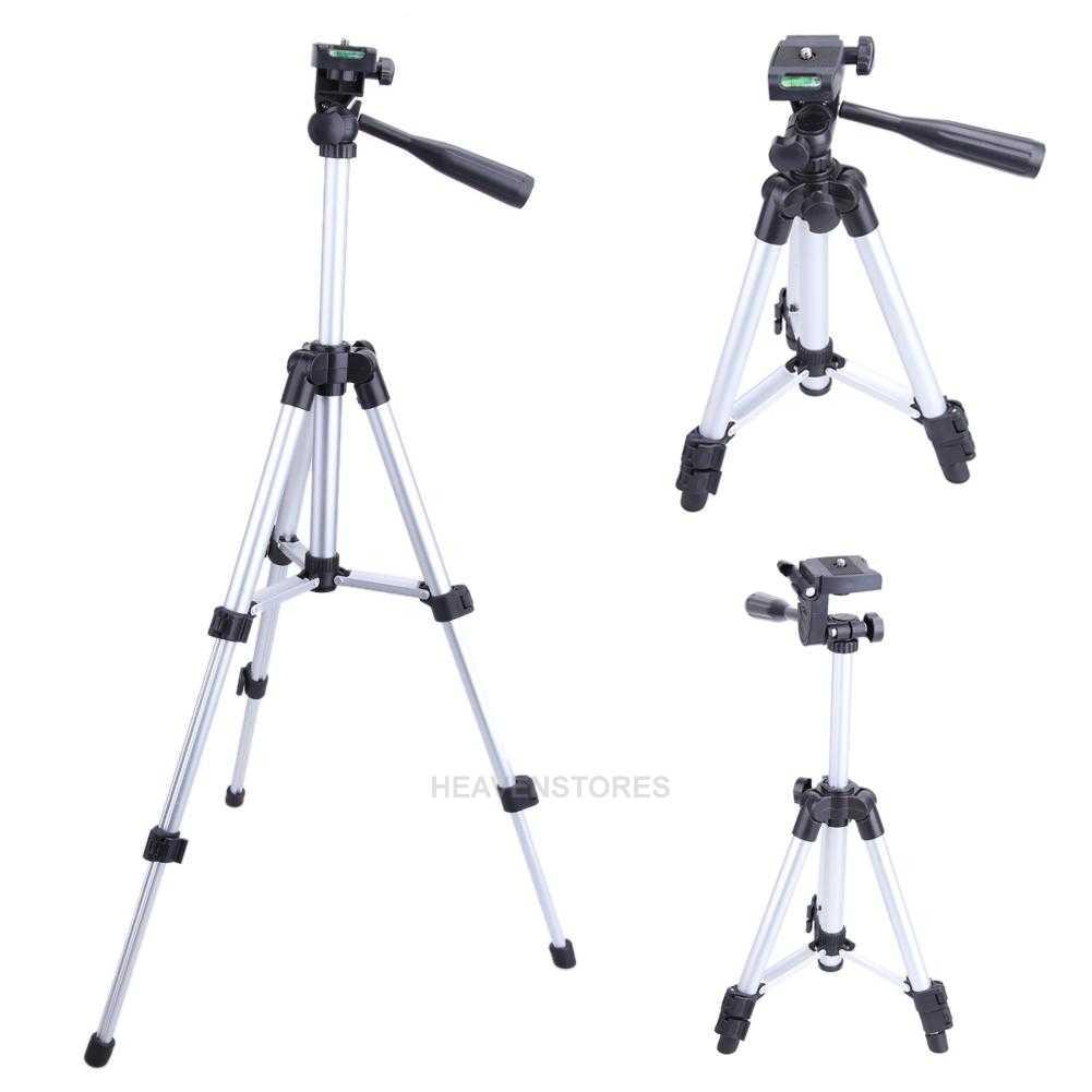 Universel Trépied Manfrotto Support pour Nikon Canon