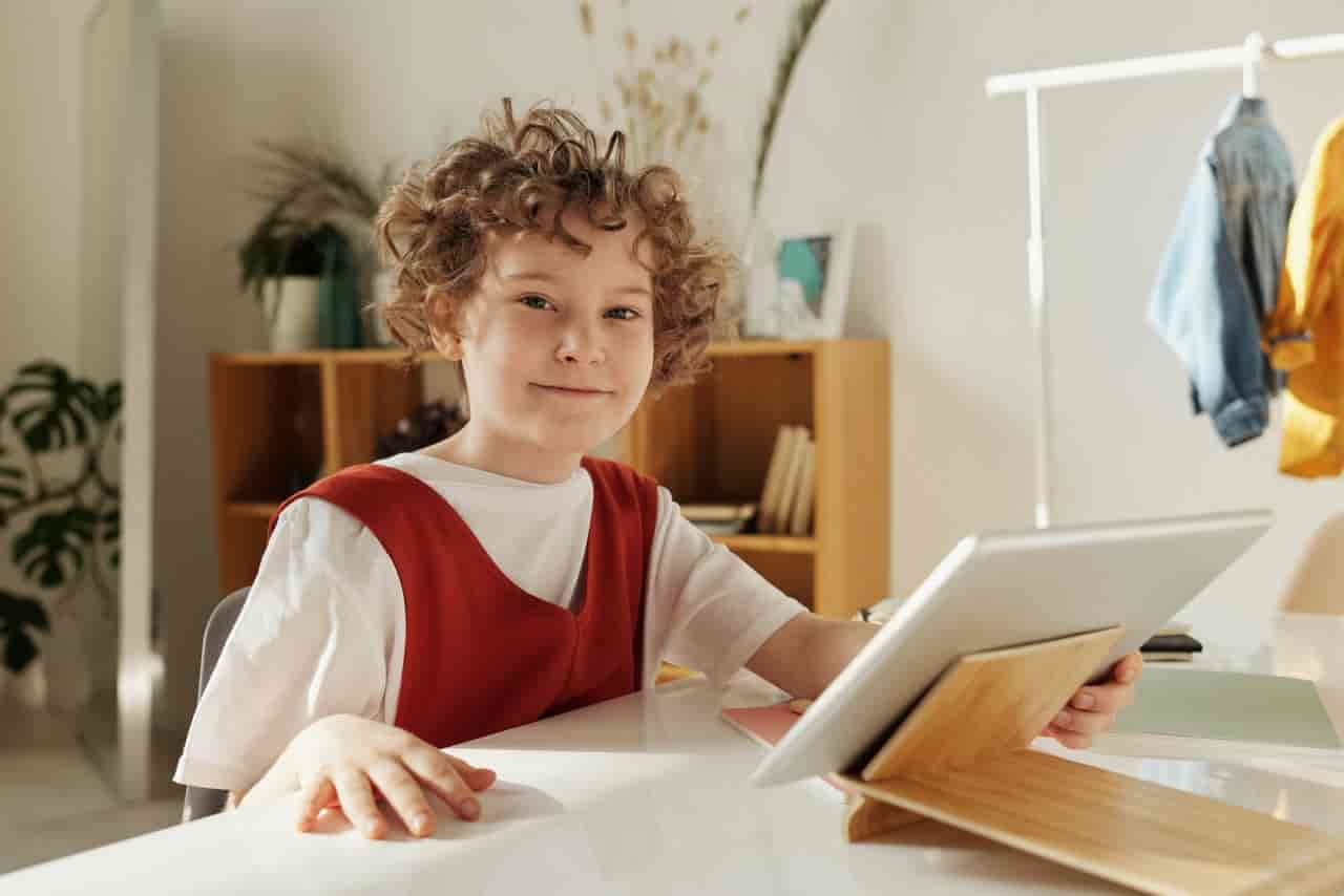 e-learning dla dzieci