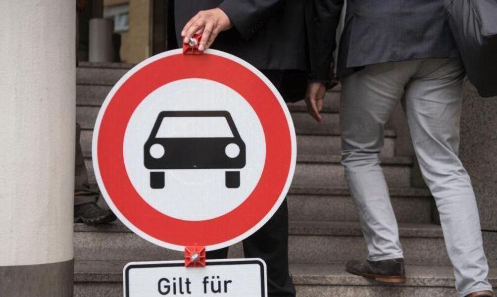 Kommt Auch In Frankfurt Ein Fahrverbot Für Dieselfahrzeuge?