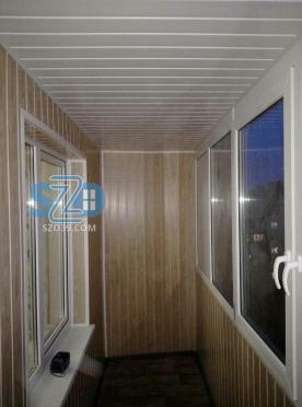 Балкон под ключ с утеплением на ул. Баграмяна, г.Калининград