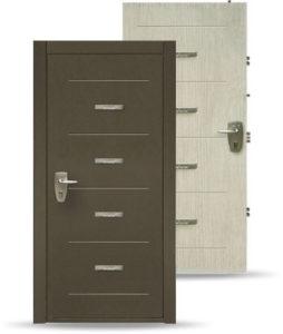 Входная металлическая дверь пандор титан