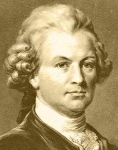 Gotthold Ephraim Lessing (1729–1781)