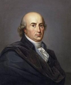 Johann Gottfried von Herder (1744–1803)