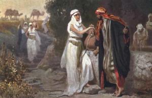 Mózes találkozása Cippórával