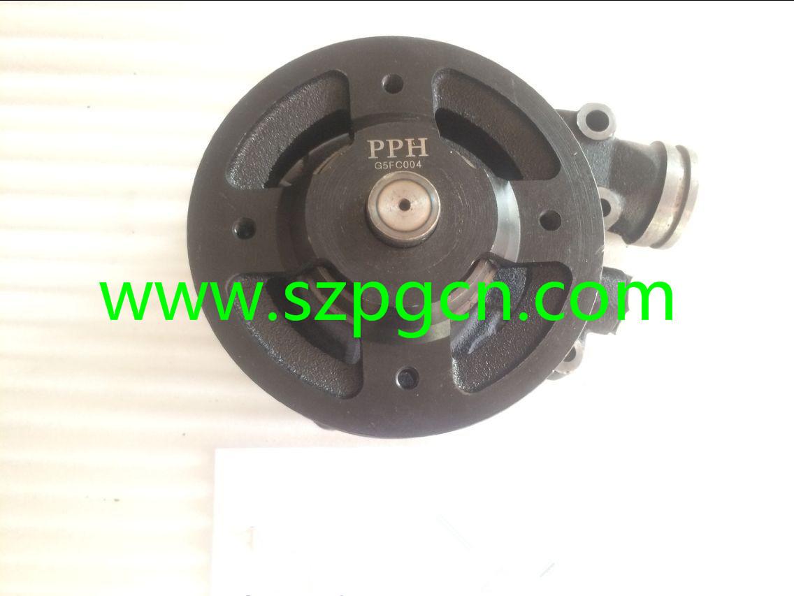 hight resolution of isuzu 6hh1 water pump 8 94395 656 3