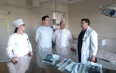 Pierwsze spotkanie Transgranicznej Rady ds. Walki z Osteoporozą