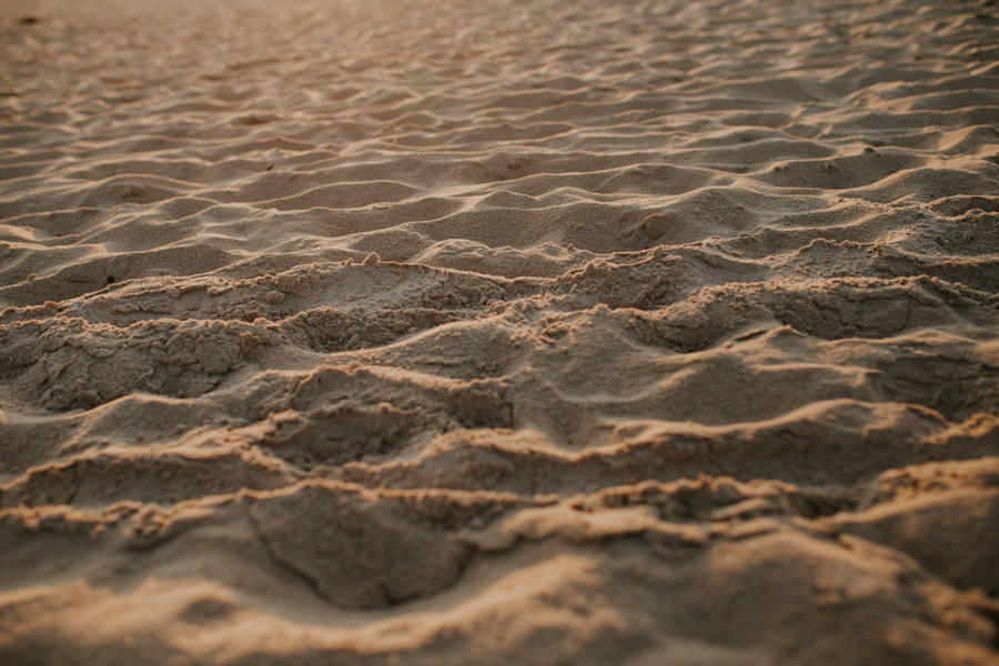 Plener ślubny plaża