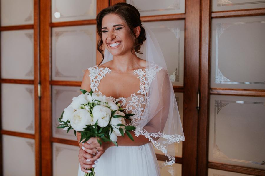 fotografia ślubna panna młoda