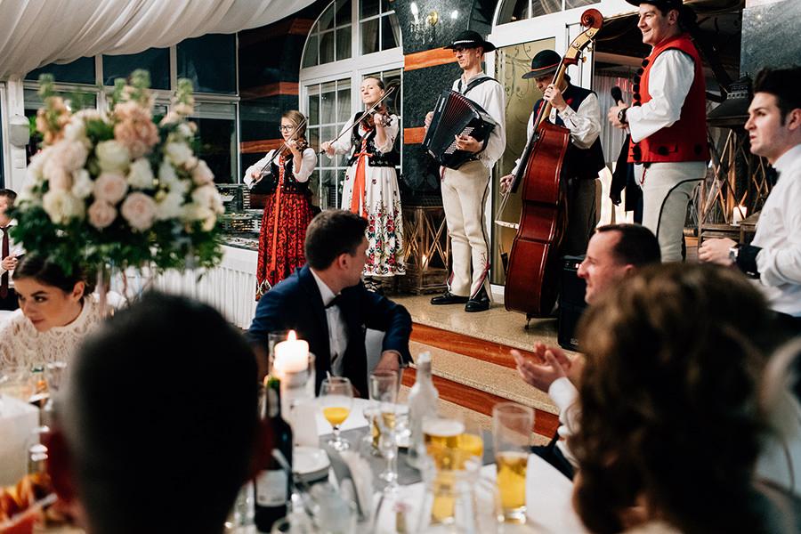 kapela góralska na wesele szczyrk