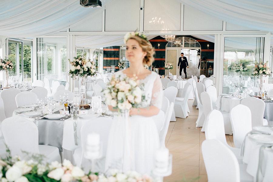 first look ślub w szczyrku hotel alpin