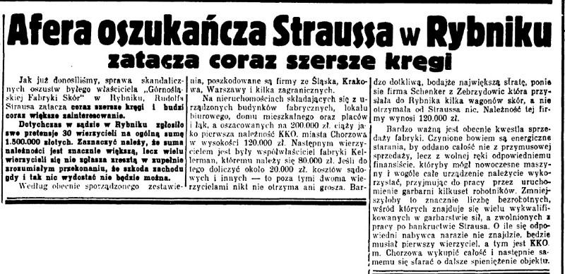 polska zachodnia 9.07.1938